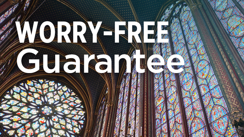 Introducing Our Newest Offer: Encore's Worry-Free Guarantee